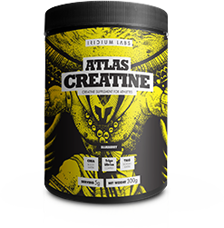 Iridium Labs Atlas Creatine